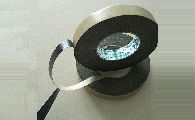 黑色遮光双面胶带