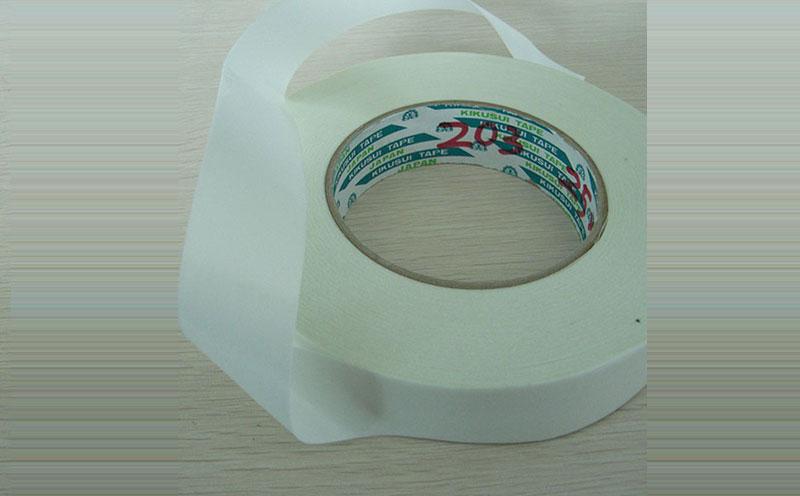 环保型低VOC棉纸双面胶带