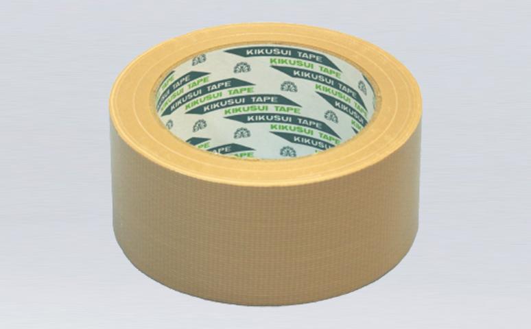 进口日本菊水经济封箱布基胶带,低价格,手撕断面整齐,封箱粘贴牢固,低温下高粘着力