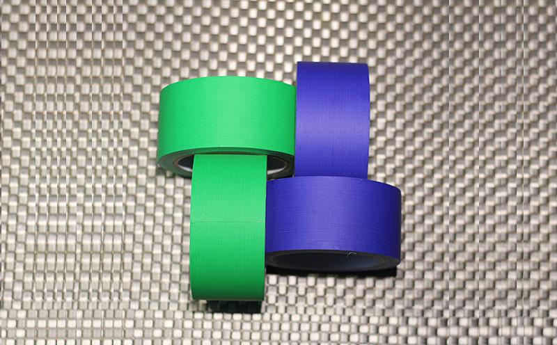 进口日本菊水摄影棚抠像胶带,摄影背景胶带,4色亚光色度抠像胶带,色度键胶带,蓝屏胶带