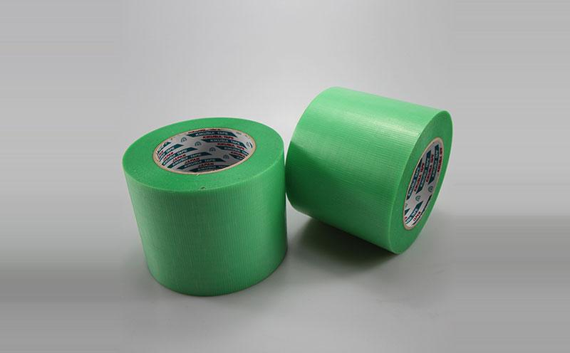 原装进口日本菊水绿色喷涂遮蔽胶带,瓷砖表面遮蔽胶带,易手撕养生胶带,耐候性好,撕除无残胶