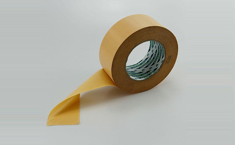 原装进口日本菊水黑色编织布遮蔽胶带,可用于暗室黑色遮蔽用,醒目提醒,防止遮蔽施工后忘记撕除