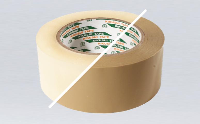 日本菊水低温OPP封箱胶带用于封箱包装,厚度60μOPP薄膜基材,低温强粘性,多种颜色可选