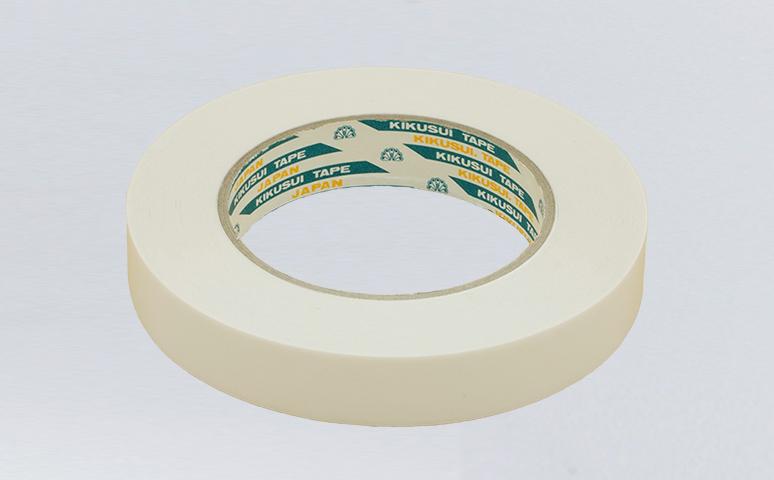 日本菊水印刷贴板双面胶带,用于固定印刷模板,亚克力胶层和纸双面胶带,具有良好的耐候性,初粘性好